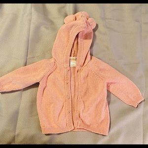 Gymboree baby girls sweater